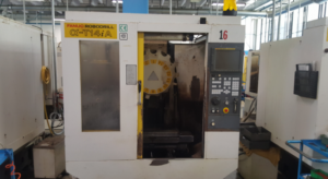 Makinate | Used FANUC ROBODRILL alpha T14iA vertical machining center