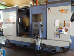 Makinate| Famup MMV 200-60 moving column machining center