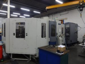 Makinate | Mori Seiki SH 500 40 horizontal machining center 1