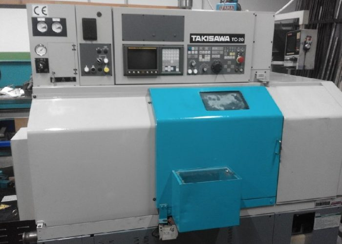 Used industrial machines | Takisawa | Makinate | Makinews