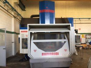 Makinate   RAMBAUDI RF 103 portal milling machine 2