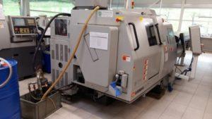 Makinate  Used HANWHA STL 32H Swiss type lathe M1701447029 1