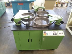 MAkinate | Used Dynaflex 401 lapping machine